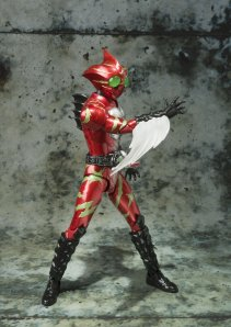 S.H.Figuarts Kamen Rider Amazon Alpha Amazon Exclusive Attack