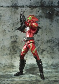 S.H.Figuarts Kamen Rider Amazon Alpha Amazon Exclusive Pose