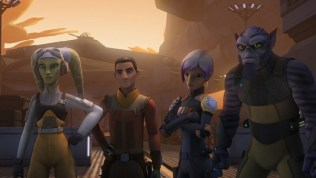 Star Wars Rebels Season 3 Step Into the Shadows