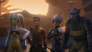 Star Wars Rebels Season 3 Step Into the Shadows