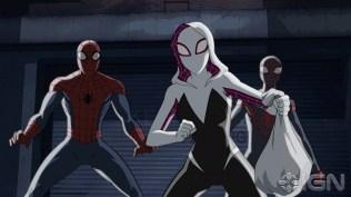 Ultimate Spider-Man Return of the Spider-Verse Spider-Gwen