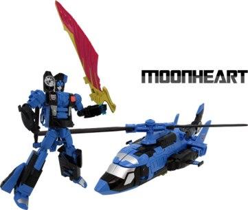 Unite Warriors Megatronia Moonheart