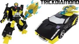 Unite Warriors Megatronia Trickdiamond