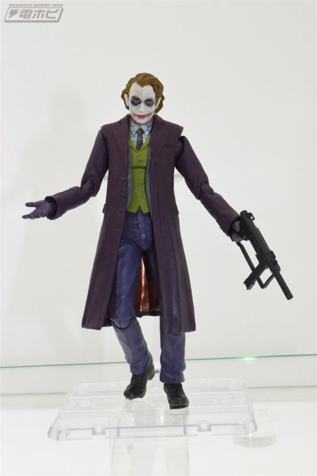 SHF Dark Knight Joker