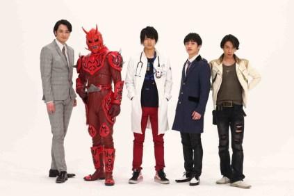 kamen-rider-x-super-sentai-chou-superhero-taisen-returning-actors