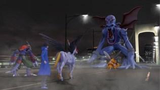 Digimon Story Cyber Sleuth Hackers Memory Screenshot