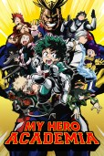 My Hero Academia Season One Visual