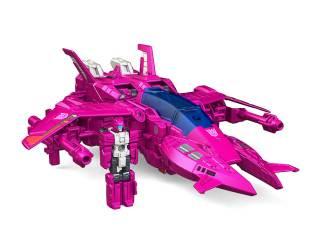 Transformers Titan Returns Deluxe Class Misfire Contents