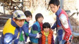 Uchu Sentai Kyuranger Kotaro Jiro Sakuma Kyurangers