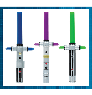Disney Land Parks Build-A-Lightsaber