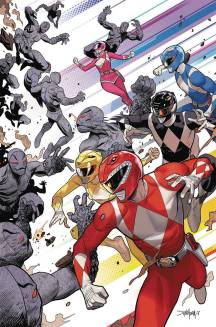 Saban's Go Go Power Rangers Comic 2