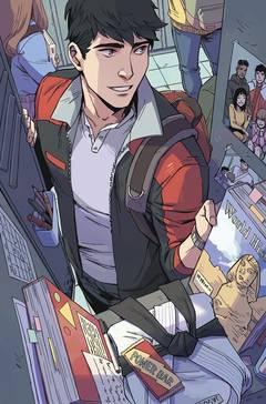 Saban's Go Go Power Rangers Comic 4