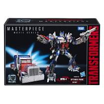 Transformers Masterpiece Movie Series Optimus Prime MPM-4 Box