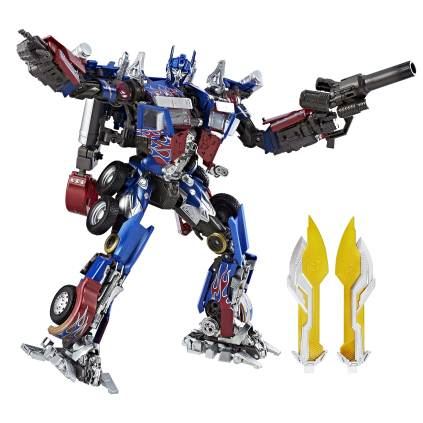 Transformers Masterpiece Movie Series Optimus Prime MPM-4 Robot
