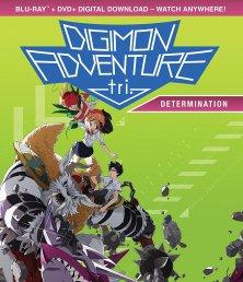 Digimon Adventure Tri Part 2 Determination Blu-ray