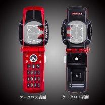Premium Bandai Complete Selection Modification Den-O Belt & K-Taros Set 6