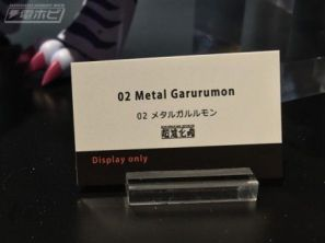 Tamashii Nations 10th Anniversary World Tour Osaka Digivolving Spirits Metalgarurumon 5