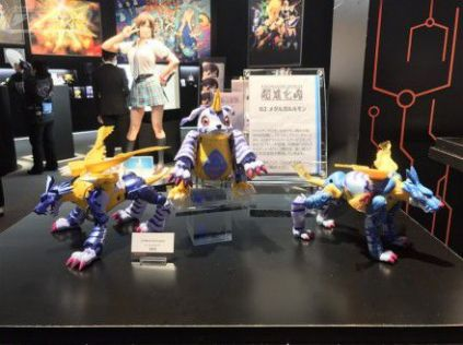 Tamashii Nations 10th Anniversary World Tour Osaka Digivolving Spirits Metalgarurumon