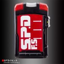 Tokusou Sentai Dekaranger SP License & SP License (Fire Squad Ver.) SPD Set 5