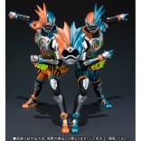 Premium Bandai S.H.Figuarts Kamen Rider Ex-Aid Double Action Gamer Level XX LR Set 10