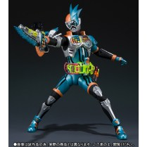 Premium Bandai S.H.Figuarts Kamen Rider Ex-Aid Double Action Gamer Level XX LR Set 5