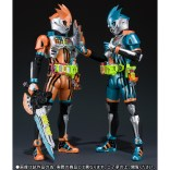 Premium Bandai S.H.Figuarts Kamen Rider Ex-Aid Double Action Gamer Level XX LR Set 7