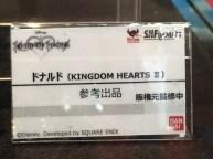 Tokyo Toy Show S.H.Figuarts Kingdom Hearts Donald Duck Details