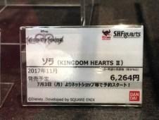 Tokyo Toy Show S.H.Figuarts Kingdom Hearts Price