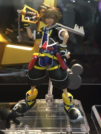 Tokyo Toy Show S.H.Figuarts Kingdom Hearts Sora