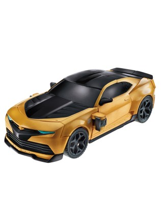 Transformers The Last Knight Flip-N-Change Bumblebee Vehicle