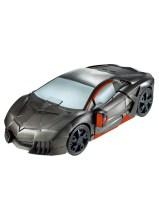 Transformers The Last Knight Flip-N-Change Hot Rod Vehicle
