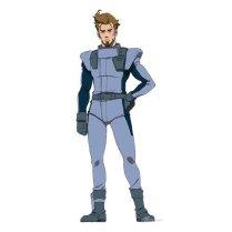 Mobile Suit Gundam NT Iago