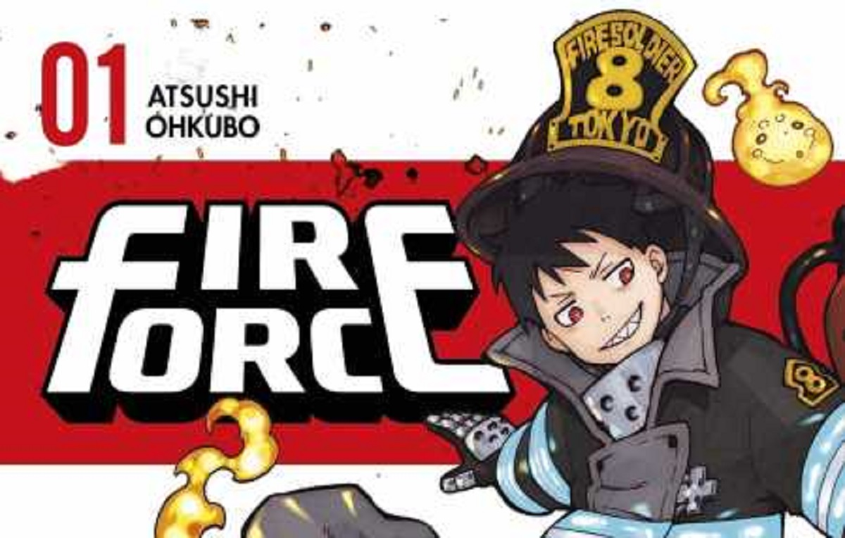 Kazuya Nakai Joins Fire Force Anime Cast Hero Club