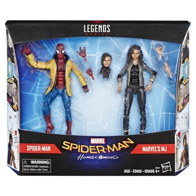 Spider Man MJ