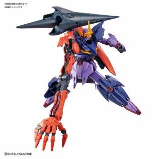 HGBD R 1-144 Gundam Zeltzam 2