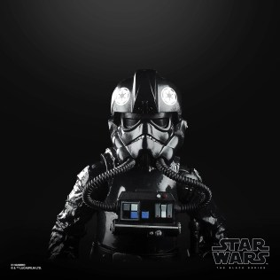 Star Wars Black Series 6 Inch 40th Tie Fighter Pilot 4