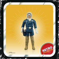 Star Wars Retro Collection Hoth Han 2