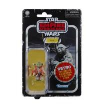Star Wars Retro Collection Yoda Card