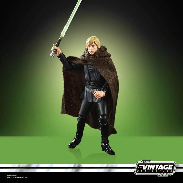 Star Wars Vintage Collection Luke Skywalker Jedi 4