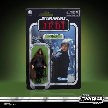 Star Wars Vintage Collection Luke Skywalker Jedi