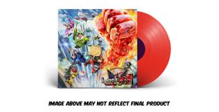Wonderful 101 Remastered Kickstarter Vinyl Cover
