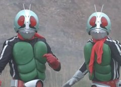 Shout! Factory TV Officially Streaming Kamen Rider on TubiTV
