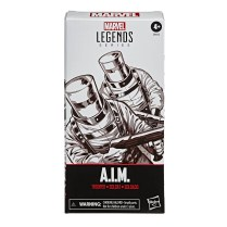 Marvel Legends Aim Trooper Box