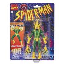 Marvel Legends Retro Electro Card