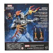 Marvel legends War Machine Box Alt