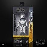 Star Wars the Black Series 6 Inch Clone Trooper (Kamino) Box