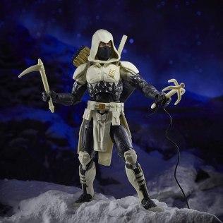G.I. Joe Classified Series Artic Storm Shadow 2