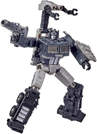 Generations War for Cybertron Earthrise Leader Alternate Universe Optimus Prime