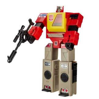Transformers G1 Blaster Walmart Reissue