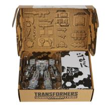 Transformers Generations Selects Deluxe Class Centurion 8